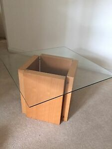 Versatile coffee table brown Chatswood Willoughby Area Preview