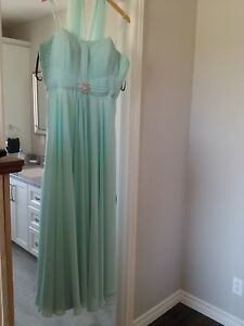 bridesmaid dress mint colour