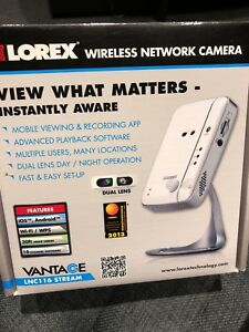 Lorex wireless network camera baby monitor