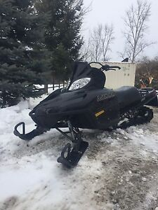 2008 snow pro and sled deck