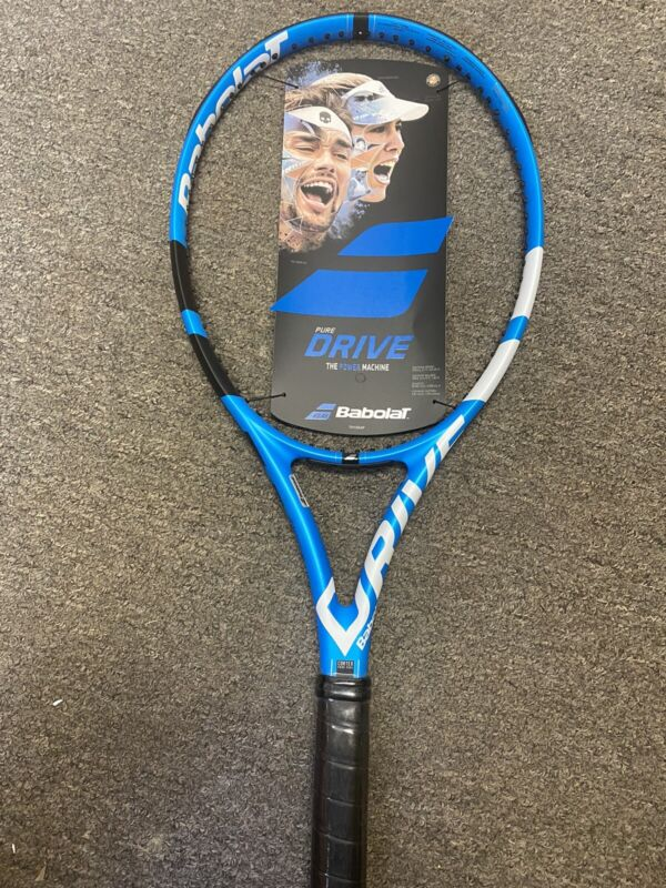 ONE PURE DRIVE BRAND NEW BABOLAT TENNIS RACQUET UNSTRUNG 4 1/8 10.6 OUNCES