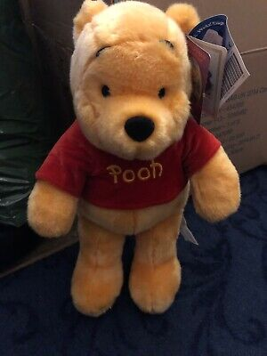 Build a Bear Winnie The POOH Limited Edition Vintage /Retired BNWT
