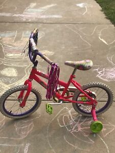 Huffy Sea Star girls bike