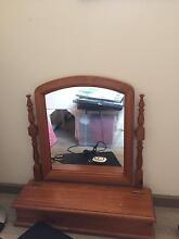 Chest Of Draws Mirror Knoxfield Knox Area Preview