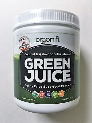 ((Organifi GREEN JUICE Super Food Powder 30 Days Supply **Free Shipping))