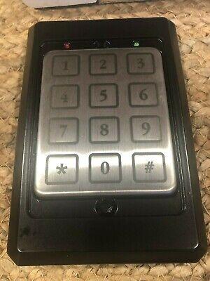 Essex Electronics Ktp-103-kn Access Control Keypad Reader 26-bit Wiegand