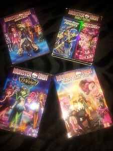A guide inside the Monster High Movies