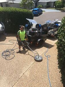 Concrete cleaning Sunshine Coast Buderim Maroochydore Area Preview
