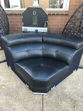 Free leather couch. Corner piece only. Melton Melton Area Preview