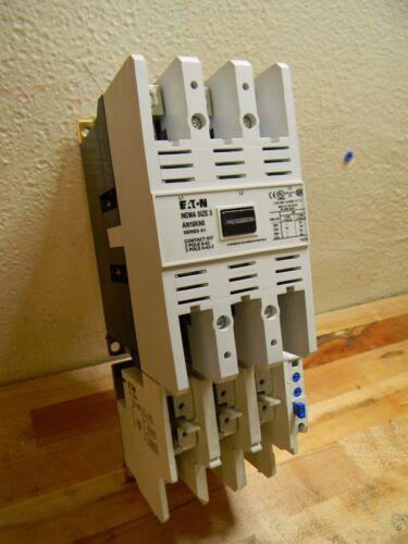Eaton Cutler Hammer Freedom Series NEMA Motor Starter 110/120V 3-Pole AN16KN0A