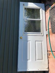 Door / no box