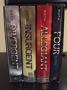 DIVERGENT SERIES: ULTIMATE FOUR BOOK BOX-SET
