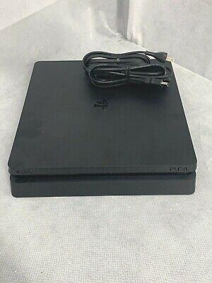 Sony PlayStation 4 Slim 1TB Console - Jet Black *Read*