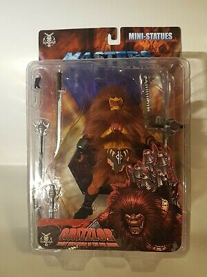 Masters Of The Universe Series 2 Grizzlor Mini Statue