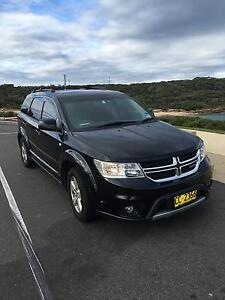 2011 Dodge Journey SXT 4WD - 12mt REGO / 7 Seater / Trailer Hitch Little Bay Eastern Suburbs Preview