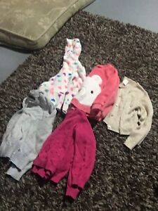 Girls size 4 clothing lot.