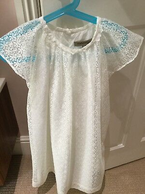 Girl's Hucklebones London Dress Age 8 Years Excellent Condition