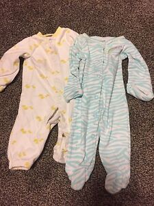 Newborn  Girl Pajamas