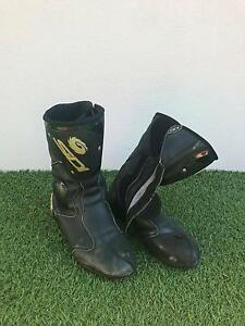 Motorcycle boots - Sidi Rain Master Maylands Bayswater Area Preview
