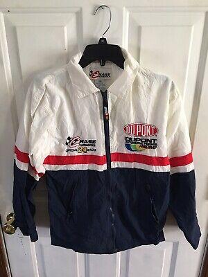 ❇️ Jeff Gordon DuPont #24 NASCAR Racing Jacket Kids Large ❇️