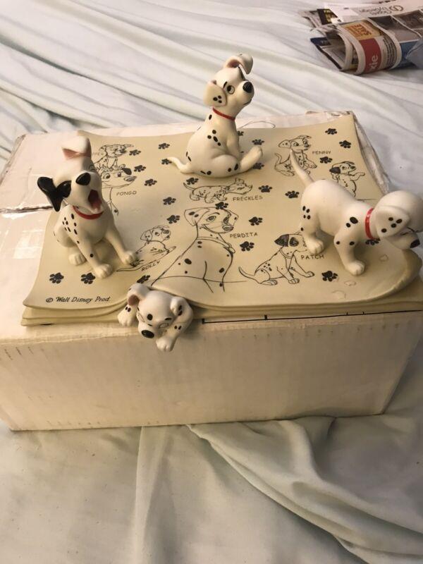 The Art of Disney 101 Dalmatians Model Sheet