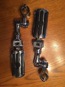 Motorcycle Chrome Highway Pegs