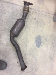 Down pipe cobalt ss