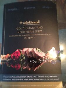 Entertainment book Gold Coast and Northern NSW Brookdale Armadale Area Preview