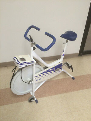 Monark Force4 877 Physical Therapy Rehab Stationary Bike - Nice