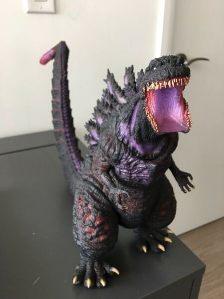 X-Plus 25cm Shin Godzilla 2016 Ric Limited Edition