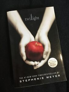Twilight book for sale