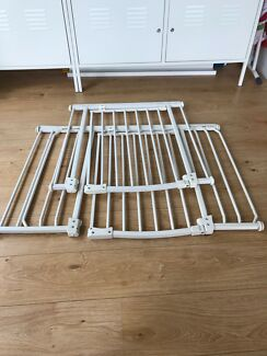 2 x Perma Child Safety Gates quick sale