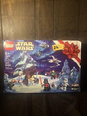 LEGO Star Wars Advent Calendar 75279 Building Kit for Kids 311 Pieces 2020