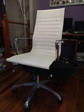 White Office Desk Chair Runcorn Brisbane South West Preview