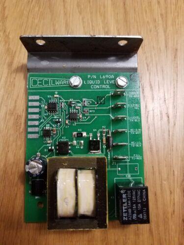 CECILWARE L690A Dual Level Control 120 Volt