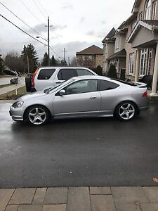 Acura rsx type s turbocharged.