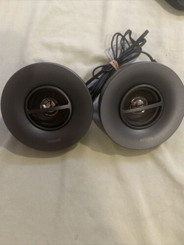 Philips Mini Wired Speakers Sbp1100 For Sale Online Ebay
