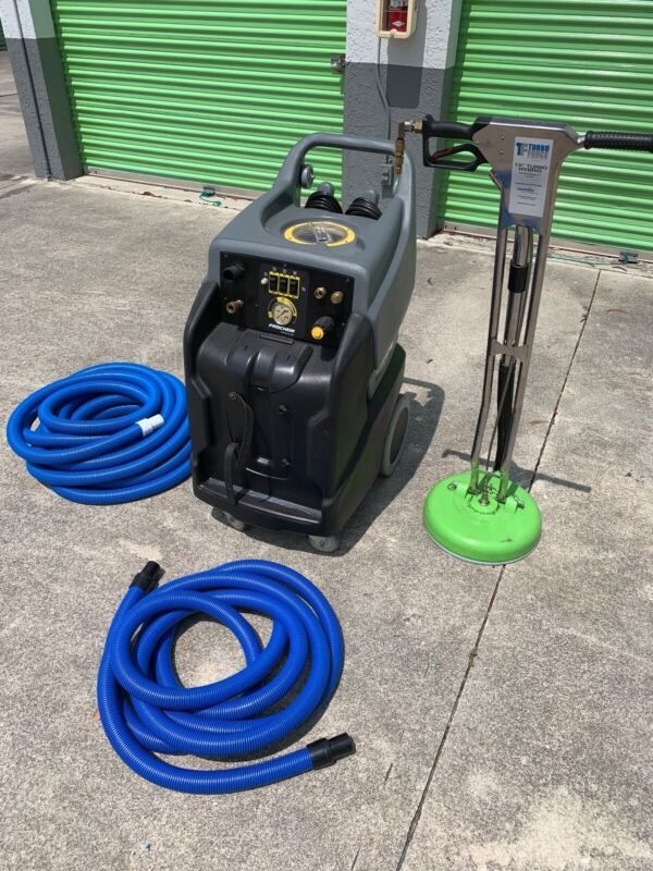 Ninja Warrior 1200 PSI Carpet Extractor with Turbo Force Hard Surface Extractor