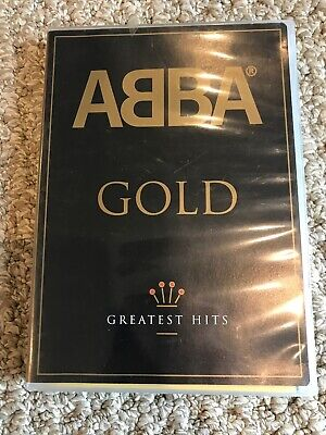 ABBA Gold Greatest Hits DVD ~ TESTED WORKING!