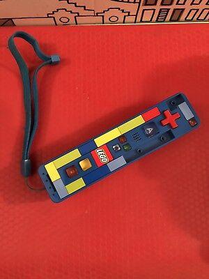 Lego Nintendo Wii Remote Controller Original Wrist Strap & Battery Cover Working