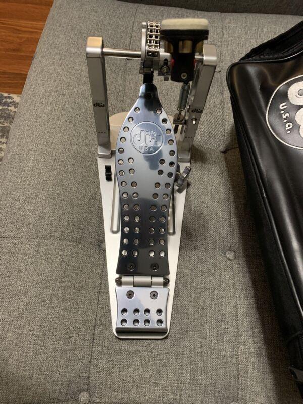 DW Machined Chain Drive Single Pedal - DWCPMCD