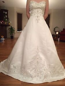 Small Wedding Dress