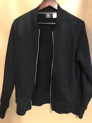 #228 PS By Paul Smith Cotton Zip Up Jacket Size Small