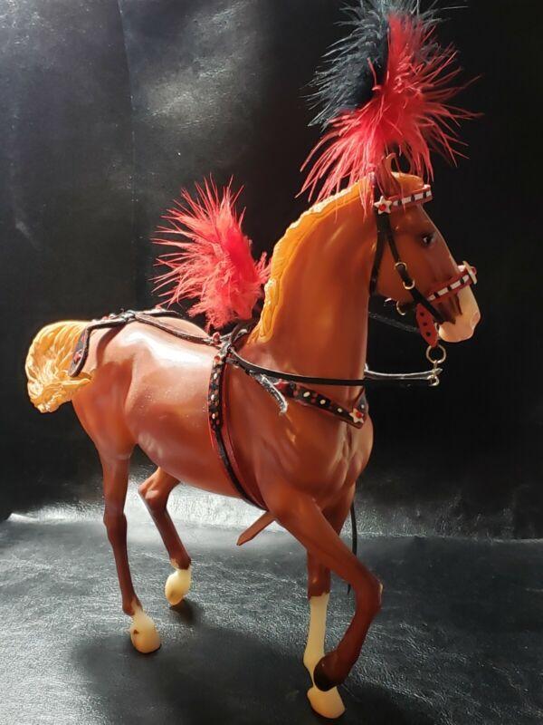 Cm Breyer/Peterstone Circus Horse SET