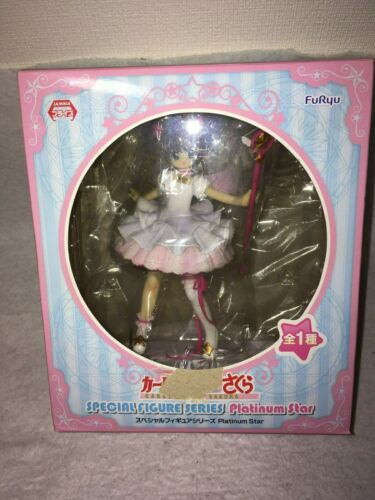 Card Capter Sakura Special Figure Series Platinum Star Furyu Japan Authentic