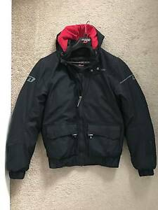 DriRider Urban Hoodie motorcycle Jacket. Weather-proof Curl Curl Manly Area Preview