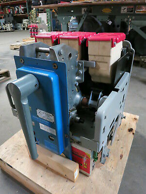 GE AKR-5A-30H-1 800 Amp Breaker AC-PRO Trip Unit B-521R General Electric Circuit