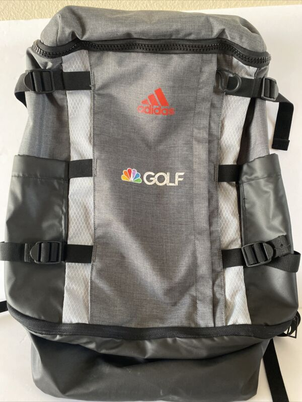 NBC Golf Adidas backpack Load Spring preowned