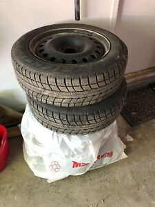 Winter tires - Triangle 215/60A17