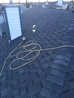 J CREW ROOFING ( Affordable Prices/Quality Work )